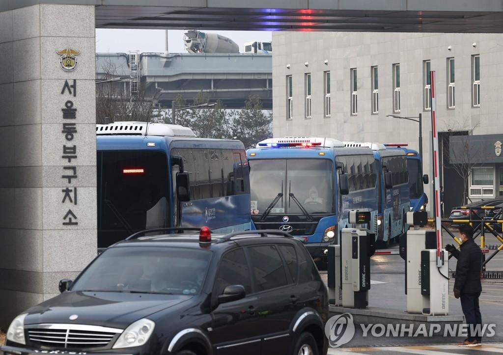 韩政府:东部看守所疫情流入社区可能性不大
