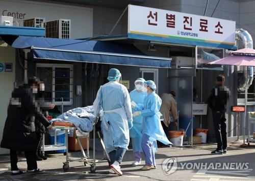 详讯:韩国新增967例新冠确诊病例 累计60740例