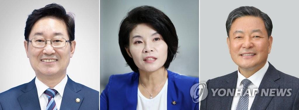 文在寅提名新任法务部长官人选
