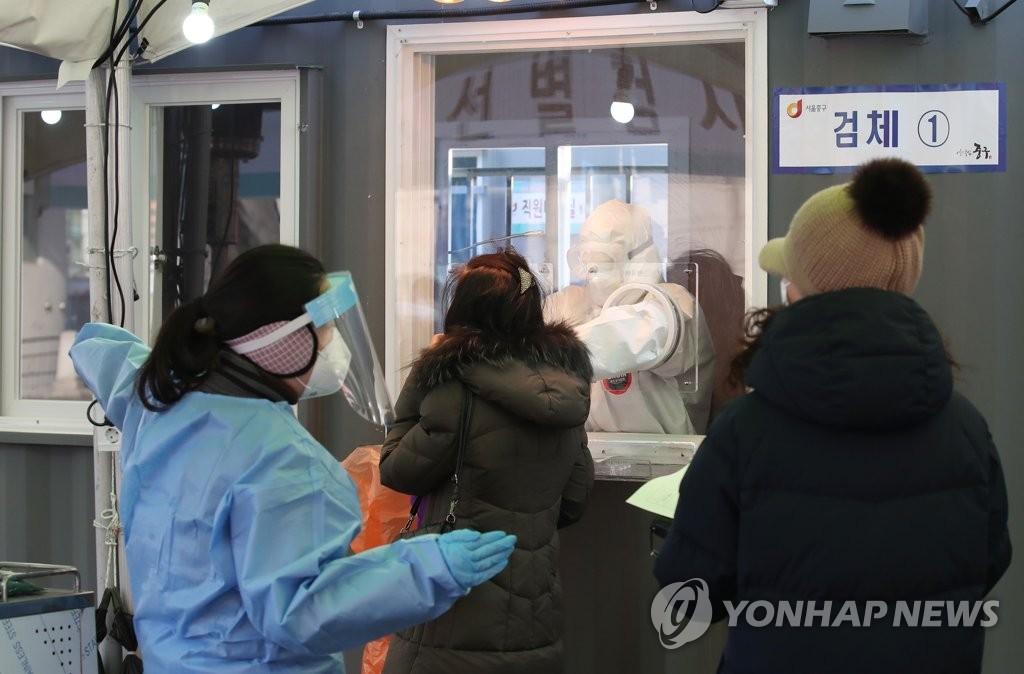 韩政府:第三波疫情仍在可控范围内