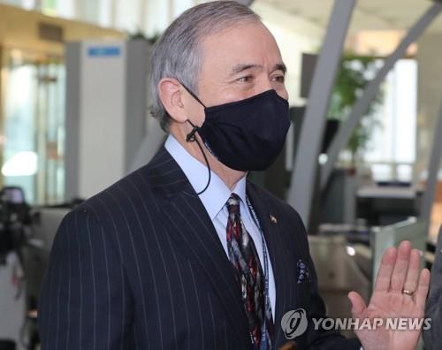 美国驻韩大使哈里斯将于20日结束任期