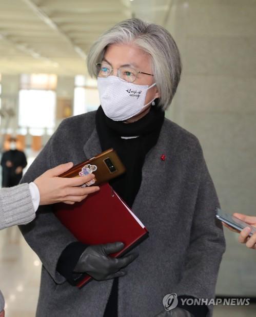 韩外长:力争被伊朗扣留韩船早日获释