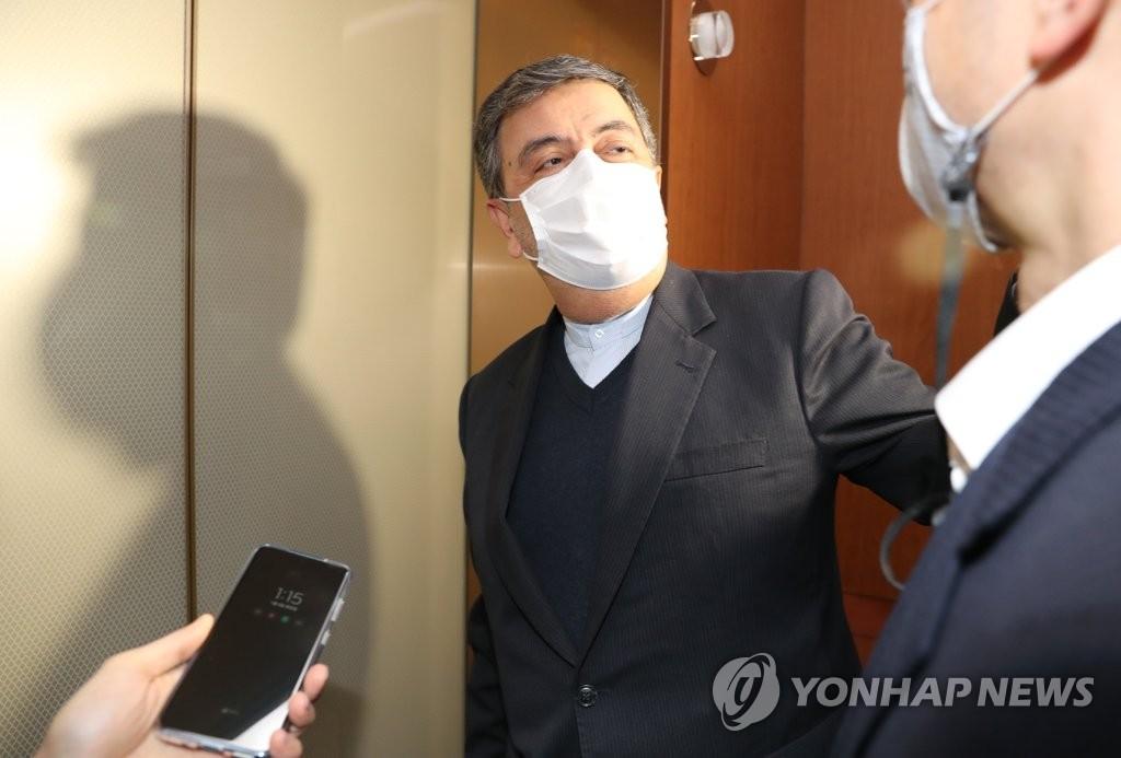 韩外交部约见伊朗驻韩大使抗议伊方扣留韩船