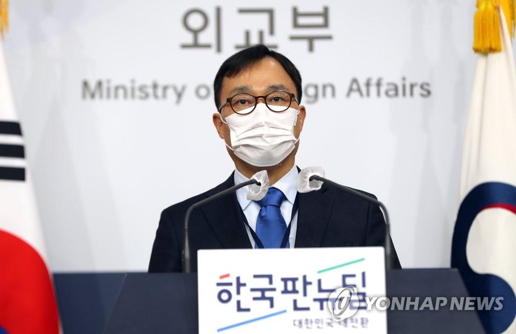 韩外交部:美国涉朝核扩散言论是泛泛之谈