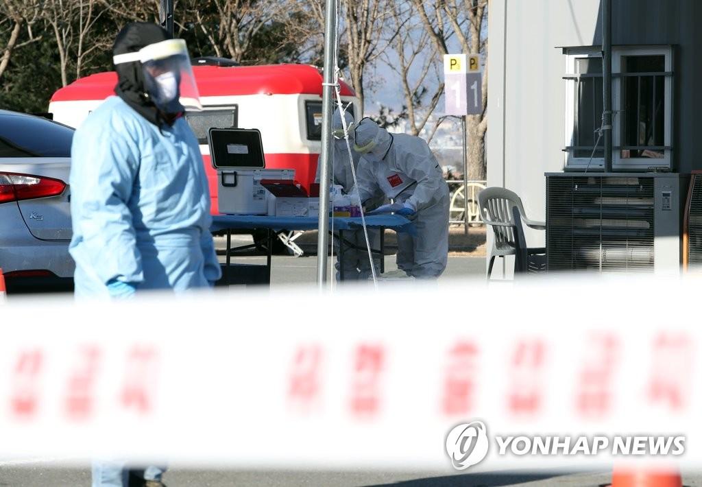 详讯:韩国新增641例新冠确诊病例 累计67999例