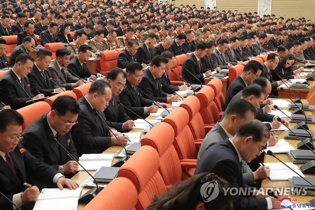 朝鲜劳动党将节前召开第八届中央委第二次全会