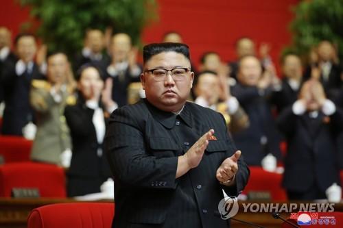 金正恩被推举为劳动党总书记