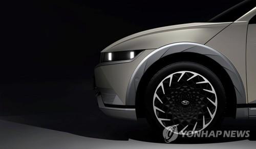 现代电动汽车IONIQ 5将在欧首发