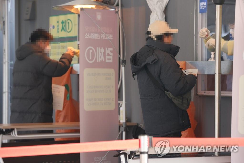 韩国疫情趋稳 政府慎重考虑调整防疫措施