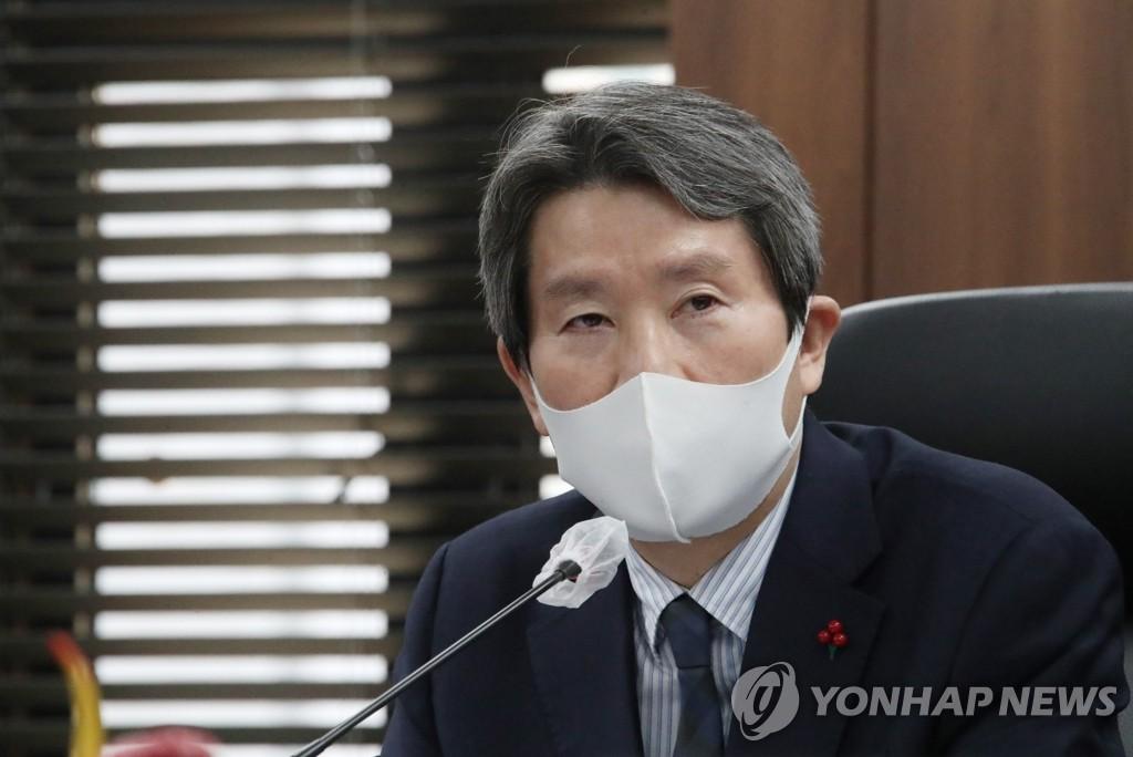 韩统一部长官:望韩朝灵活解决韩美联演问题