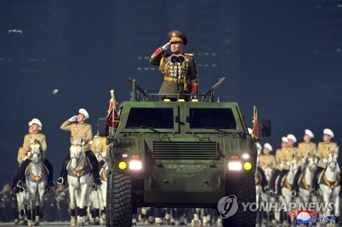 报告:朝鲜军费开支占GDP比重全球第一