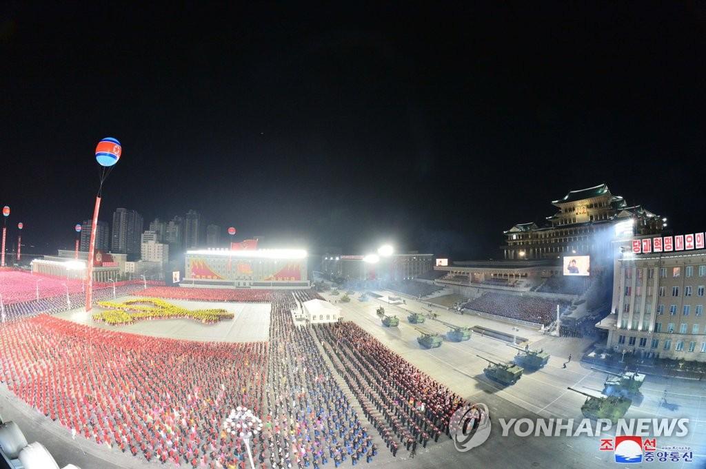 朝鲜建政73周年阅兵式时间和规模均压缩