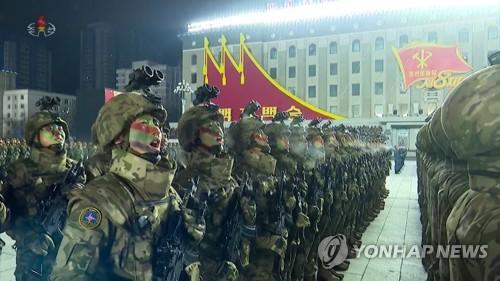 朝鲜迎建军73周年 官媒吁军队带头建设经济