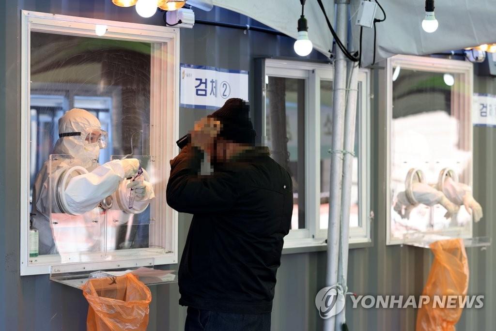 详讯:韩国新增389例新冠确诊病例 累计72729例