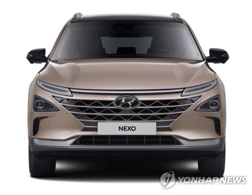 现代汽车2021款NEXO
