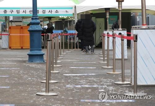 简讯:韩国新增386例新冠确诊病例 累计73115例