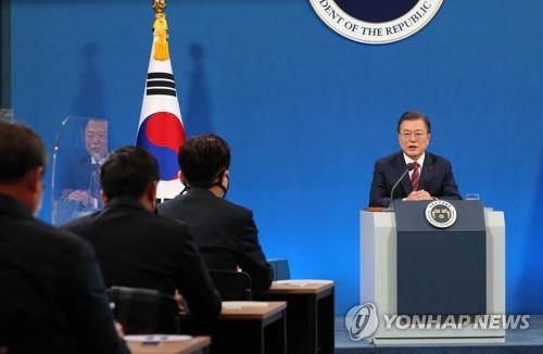 文在寅:韩国最迟将在11月实现群体免疫
