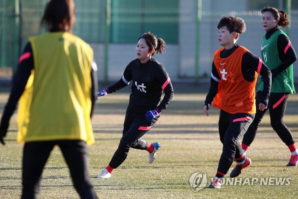 韩中女足东京奥预赛附加赛延至4月
