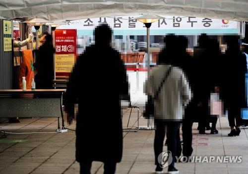 简讯:韩国新增431例新冠确诊病例 累计74692例
