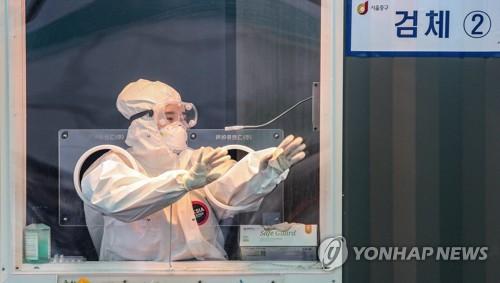 简讯:韩国新增346例新冠确诊病例 累计74262例