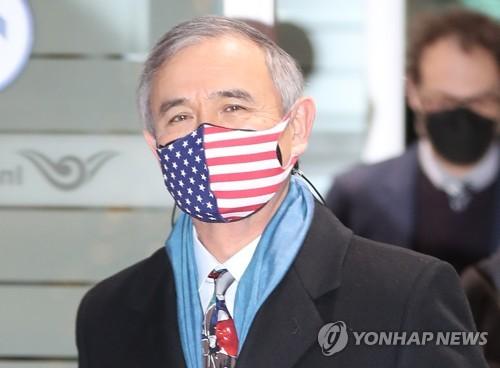 美国大使哈里斯离任归国
