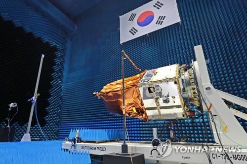 韩国新一代中型卫星1号