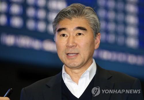美国前驻韩大使金星获亚太代理助卿提名