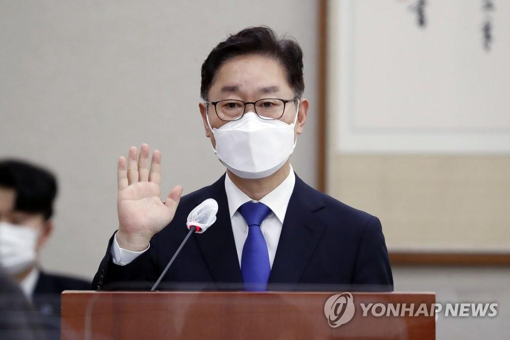 资料图片:朴范界 韩联社