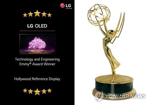 LG OLED电视获艾美奖