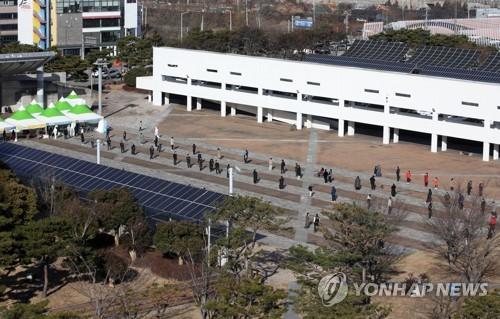 详讯:韩国新增497例新冠确诊病例 累计76926例