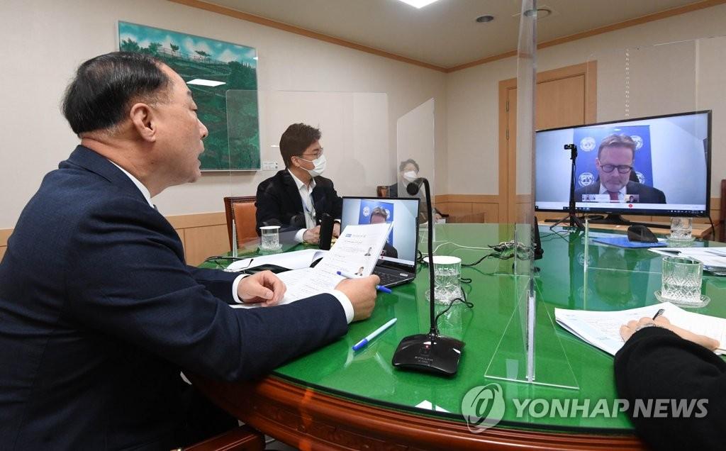 IMF建议韩国加大财政货币政策宽松力度