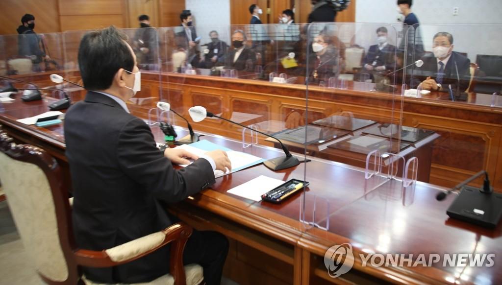 韩总理呼吁教会配合防疫工作