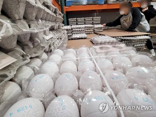 韩国禽流感蔓延至全境 蛋价持续走高