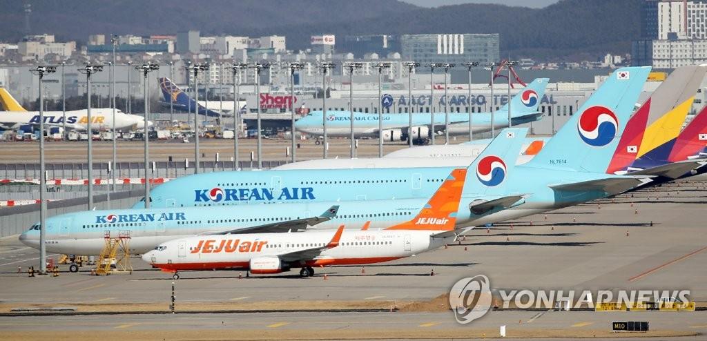 韩国廉航首季亏损持续 大韩航空一枝独秀