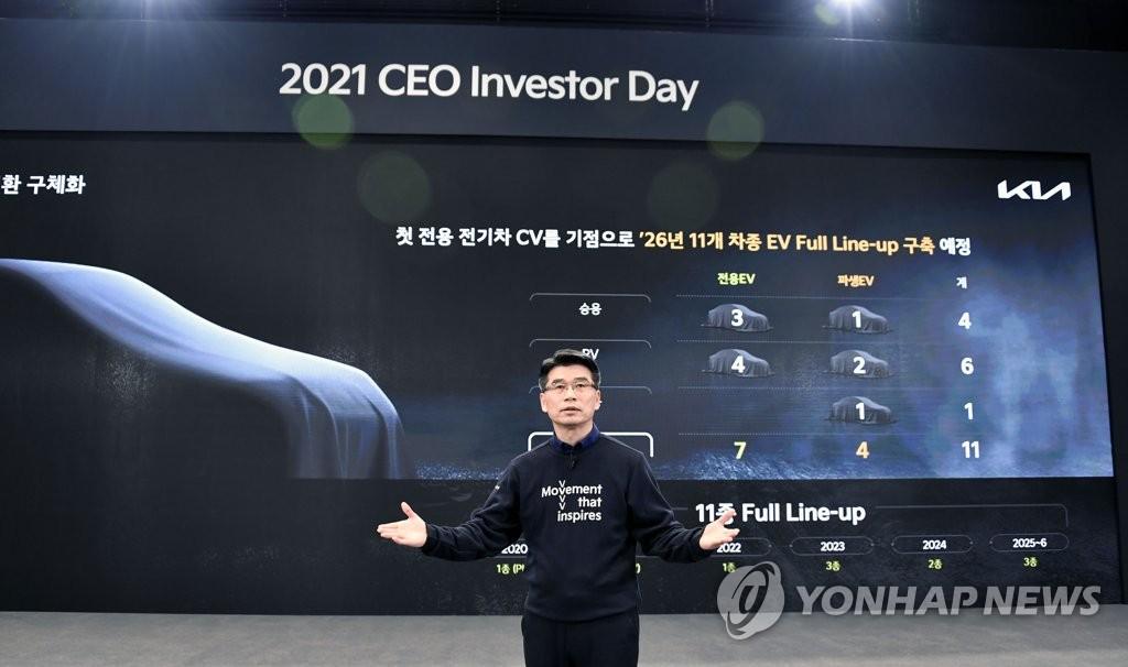 详讯:起亚在线举办投资者日活动公布未来发展战略