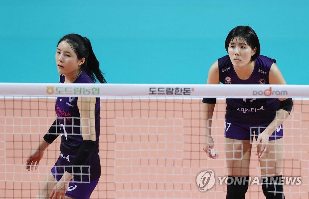 韩女排双胞胎队员因校园霸凌被剥夺国家队资格