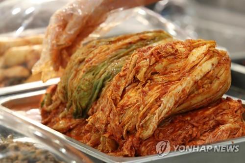 韩政府将加大进口泡菜卫生监管力度
