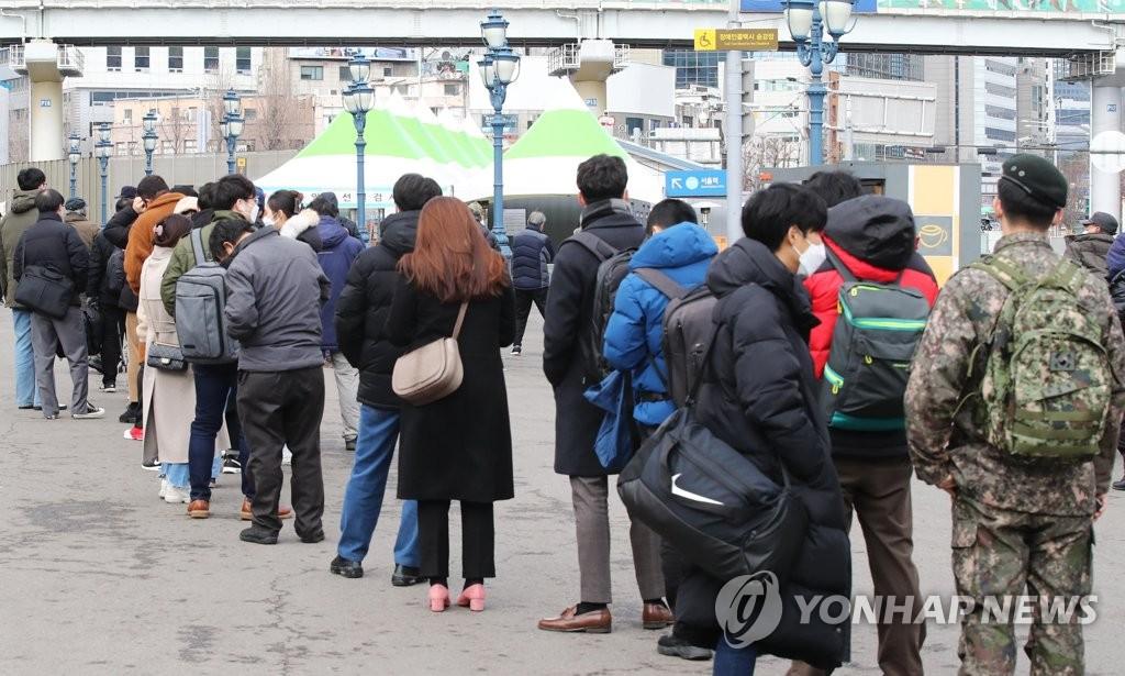 详讯:韩国新增457例新冠确诊病例 累计84325例