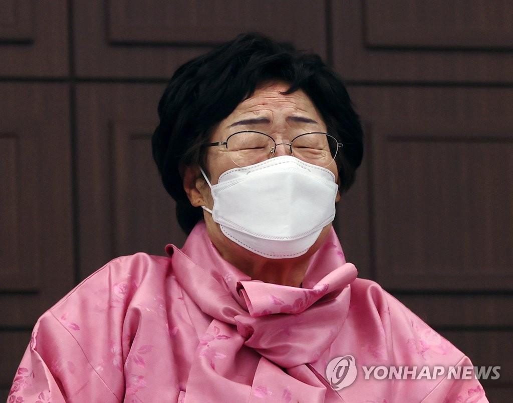 韩慰安妇受害者吁将慰安妇问题诉诸国际法院
