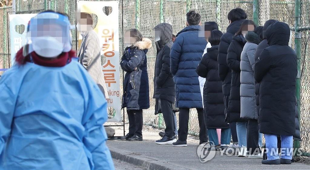 详讯:韩国新增621例新冠确诊病例 累计85567例