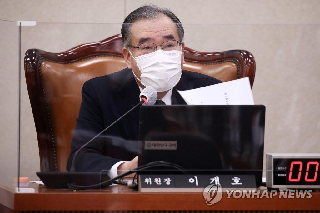 韩执政党议员首次确诊感染新冠