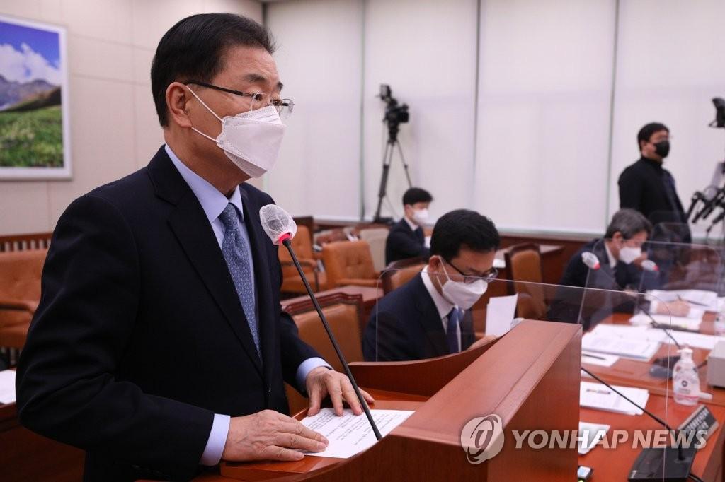 韩外长:必要时美国可帮助化解韩日矛盾