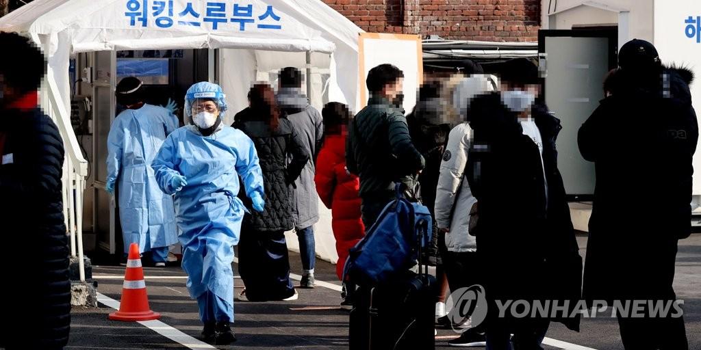 详讯:韩国新增332例新冠确诊病例 累计87324例