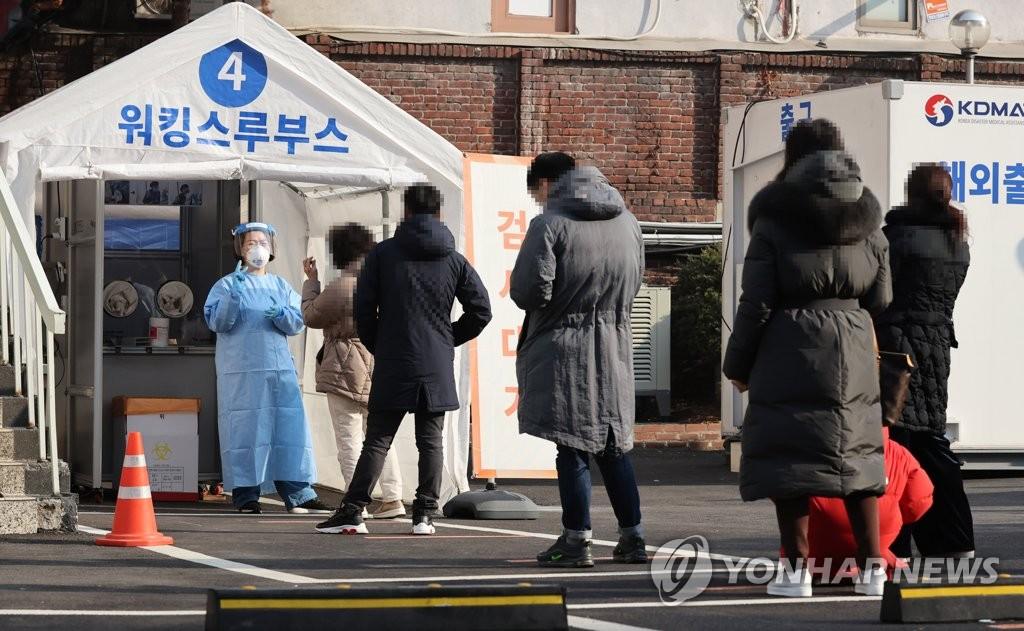 简讯:韩国新增357例新冠确诊病例 累计87681例