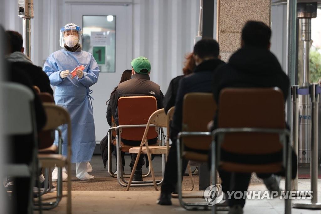 韩政府最早本周五发布防疫响应调整方案
