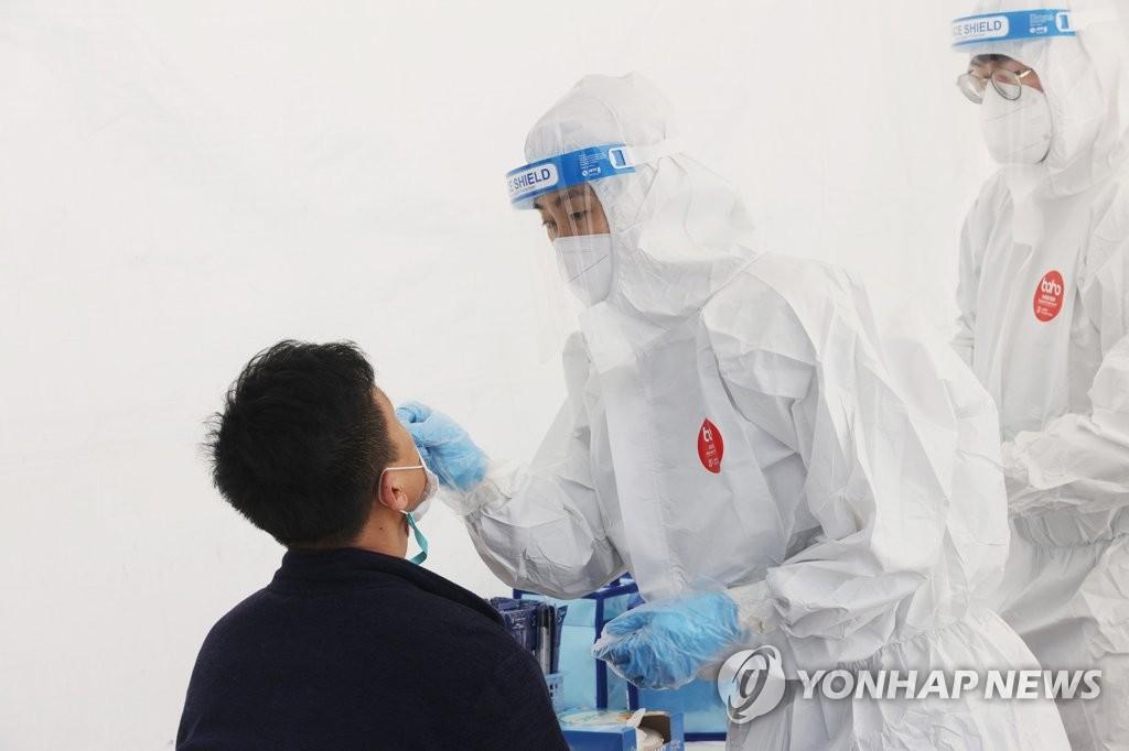 简讯:韩国新增440例新冠确诊病例 累计88120例