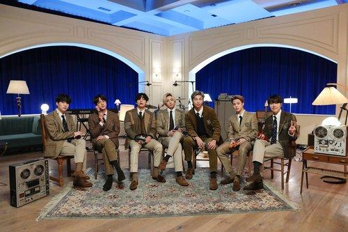防弹少年团将出演格莱美周在线慈善演出
