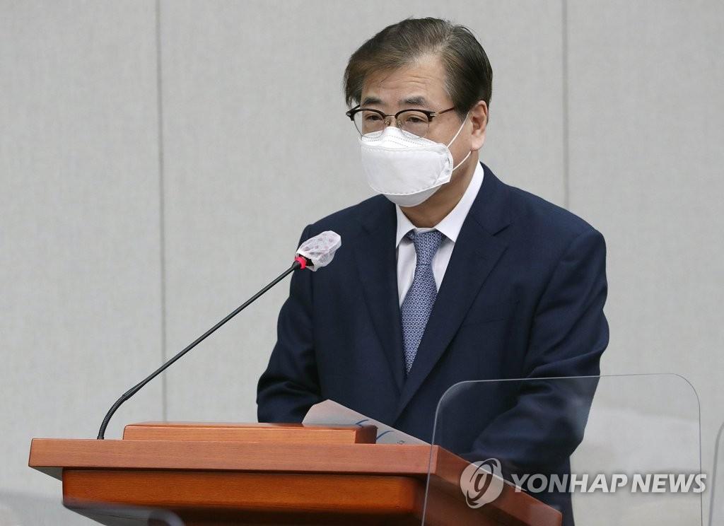 韩国安首长:力争尽快收回战权