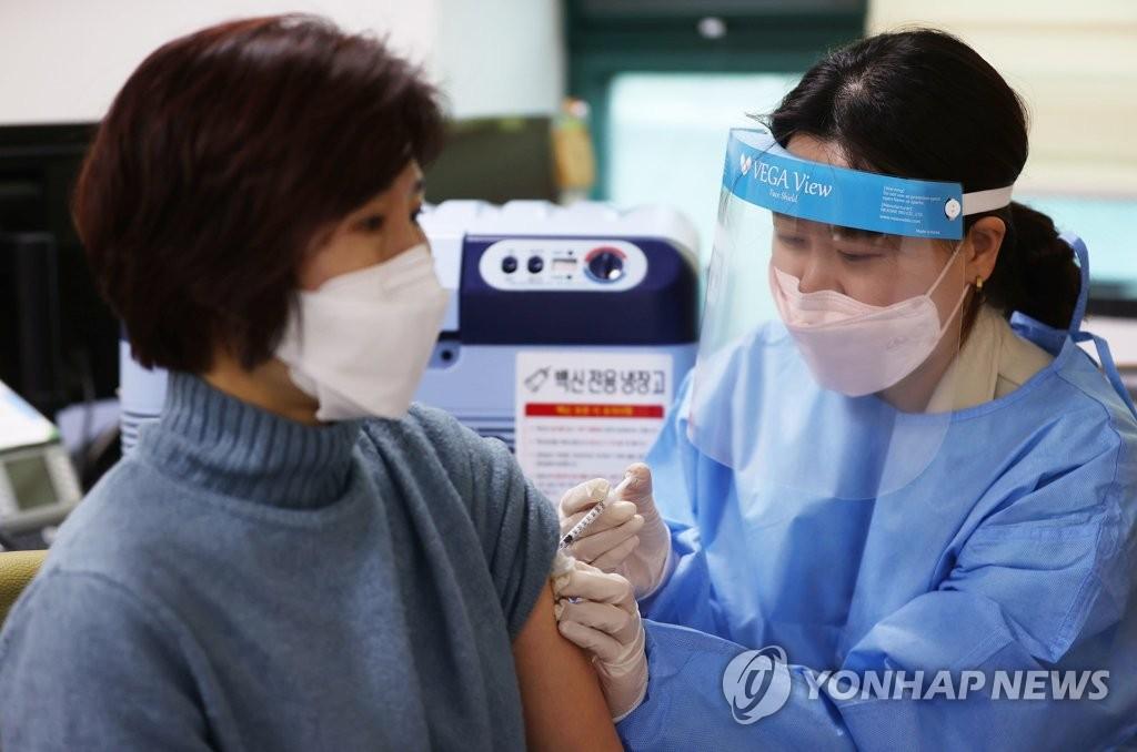 新冠疫苗接种模拟演练