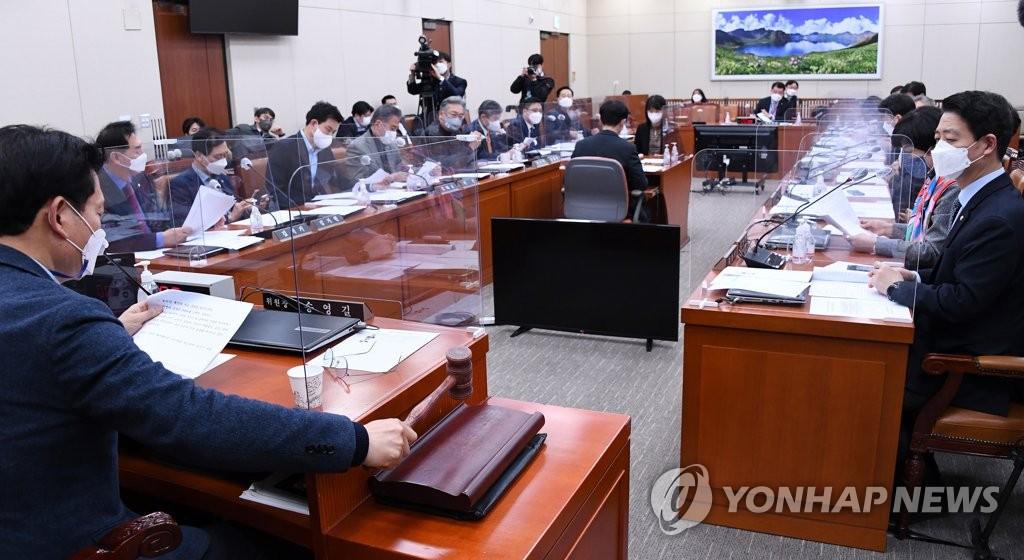 韩国会开会紧急质询日本核污水入海决定